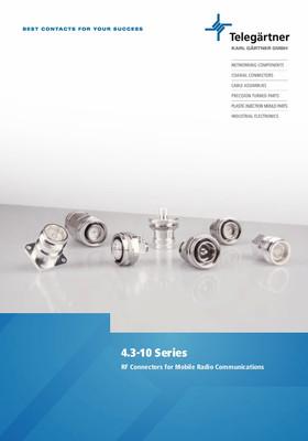 Connecteurs Série 4.3-10