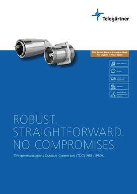 TOC-Series RJ45 and FO