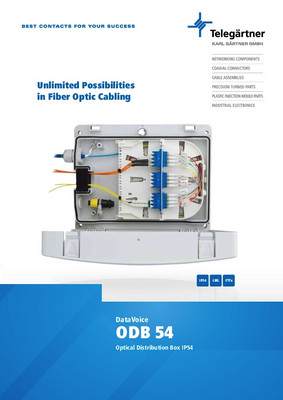Optical Distribution Box ODB54