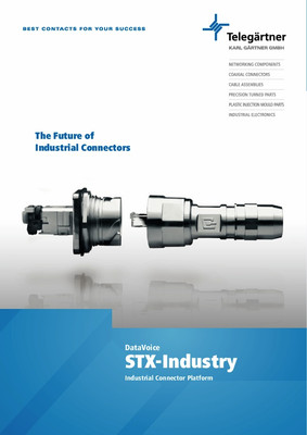 STX Industrial Connectors