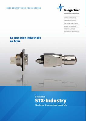 Connecteurs industriels  STX
