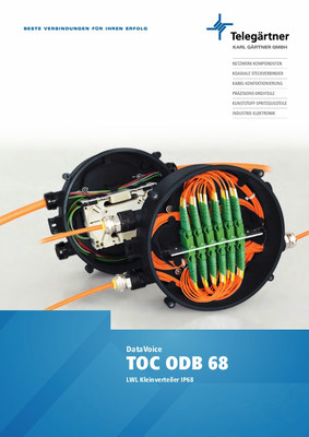LWL Kleinverteiler TOC ODB 68