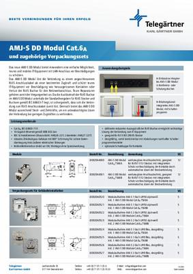AMJ-S DD Modul