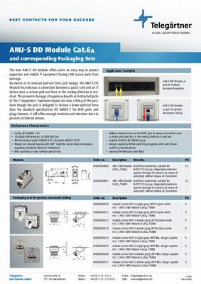 AMJ-S DD Module