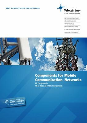 Komponenten für Mobilfunk Netze
