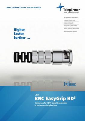 BNC HD³ Easygrip