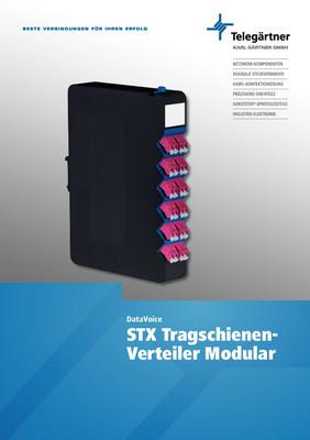 STX Tragschienen-Verteiler Modular