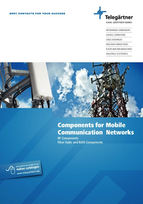 Components for Mobile Communication Networks