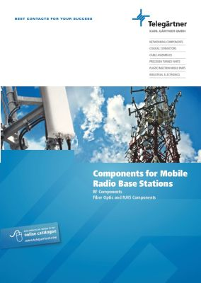 Components for Mobile Radio Base Stations